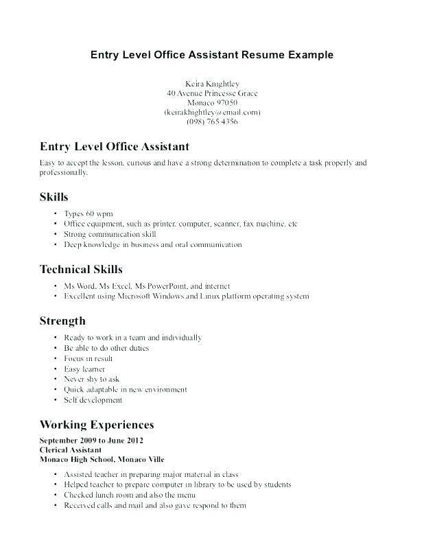 53 Beautiful Dental Assistant Resume Skills Examples for Pictures