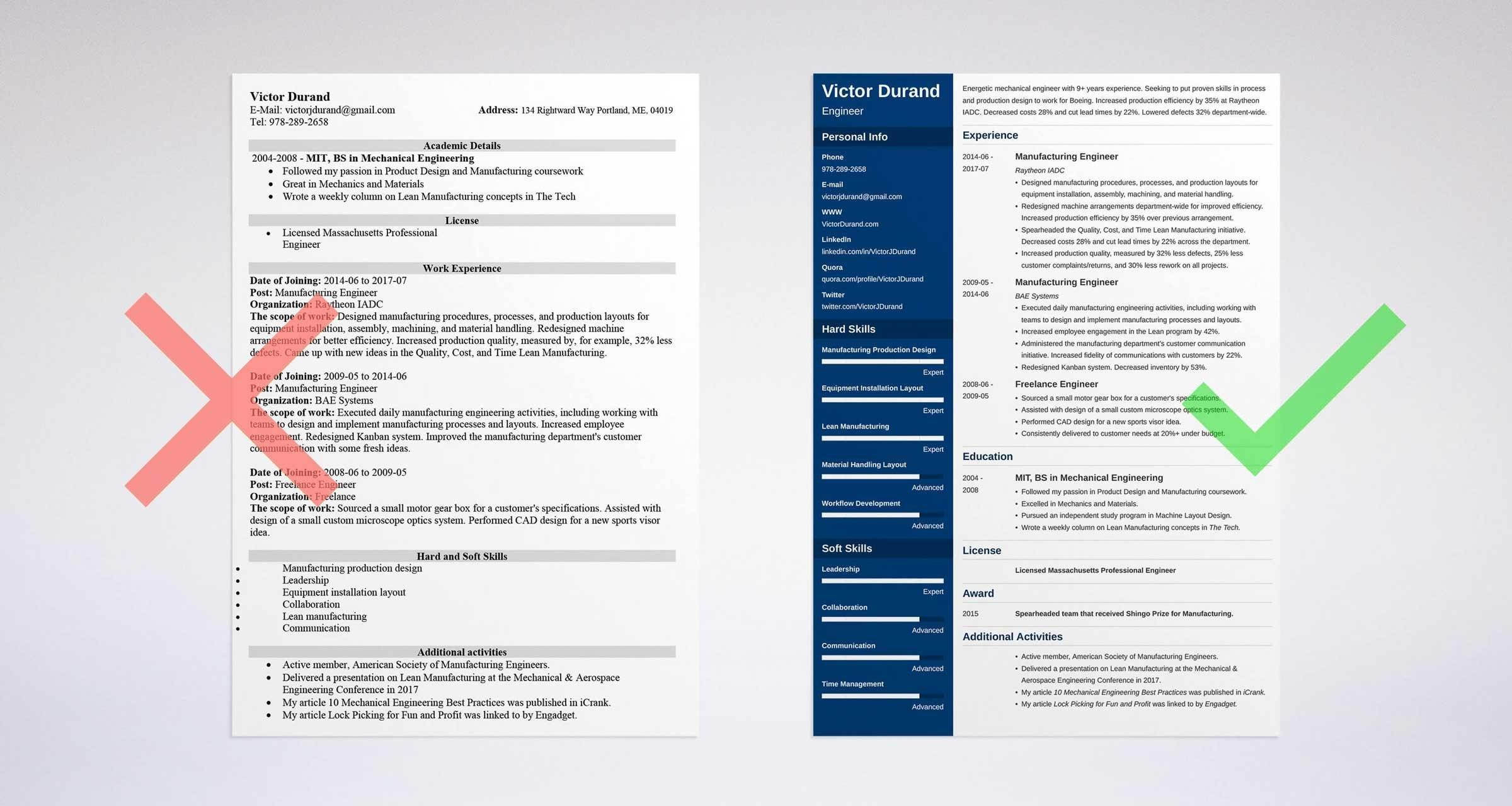 53 Best Best Engineering Resume by Images