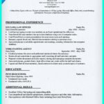53 Cool Data Entry Resume Sample With No Experience for Design