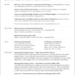 54 Beautiful How Should My Resume Look for Graphics
