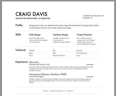 54 Best Free Resume Builder Microsoft Word Download with Images