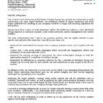 55 Awesome Professional Cover Letter for Gallery