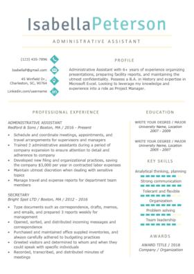 56 Lovely Professional Looking Resume Template by Design
