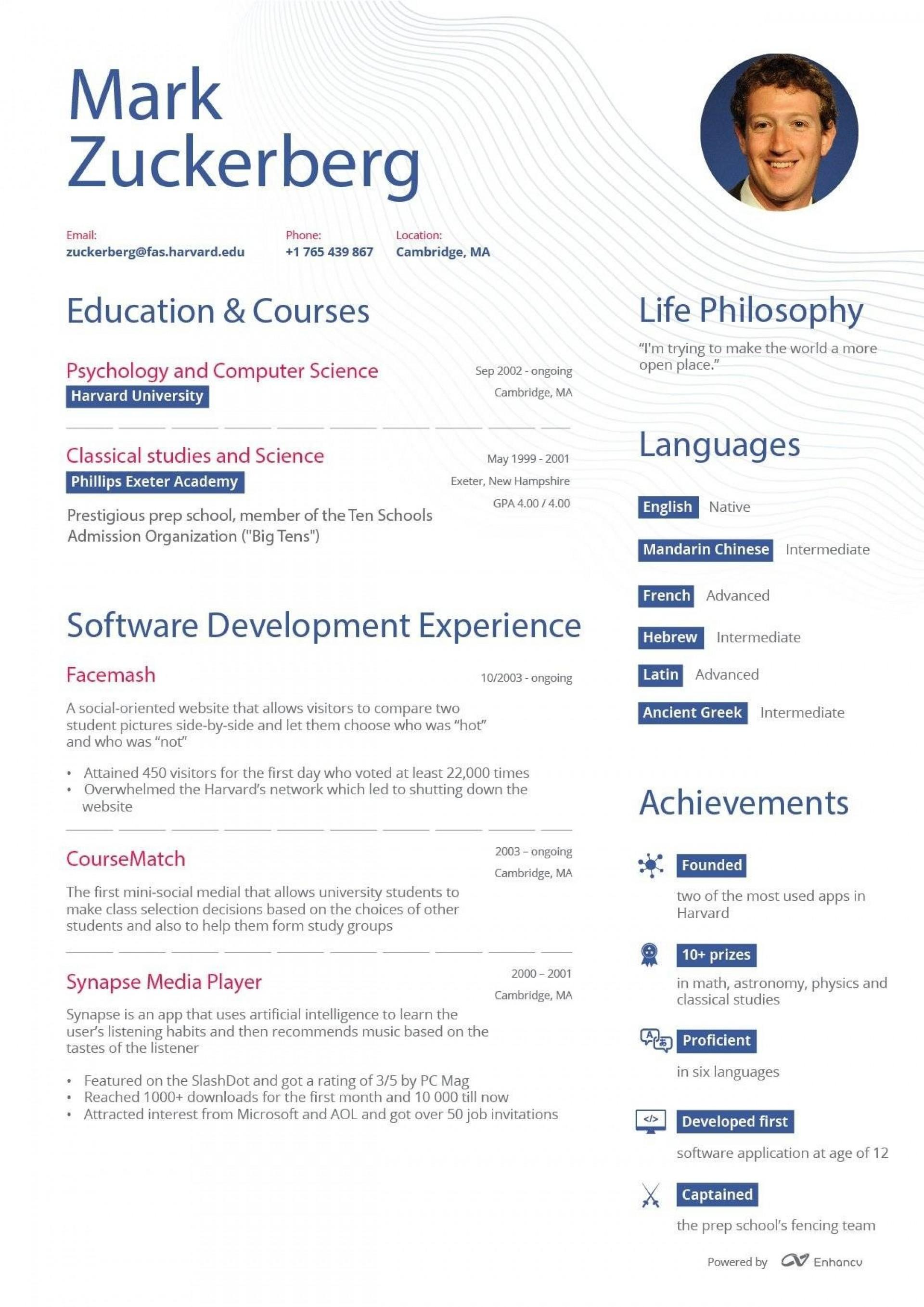 56 Top Free Online Resume Templates Australia for Pictures