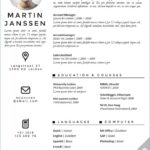 57 Cool English Cv Template with Pictures