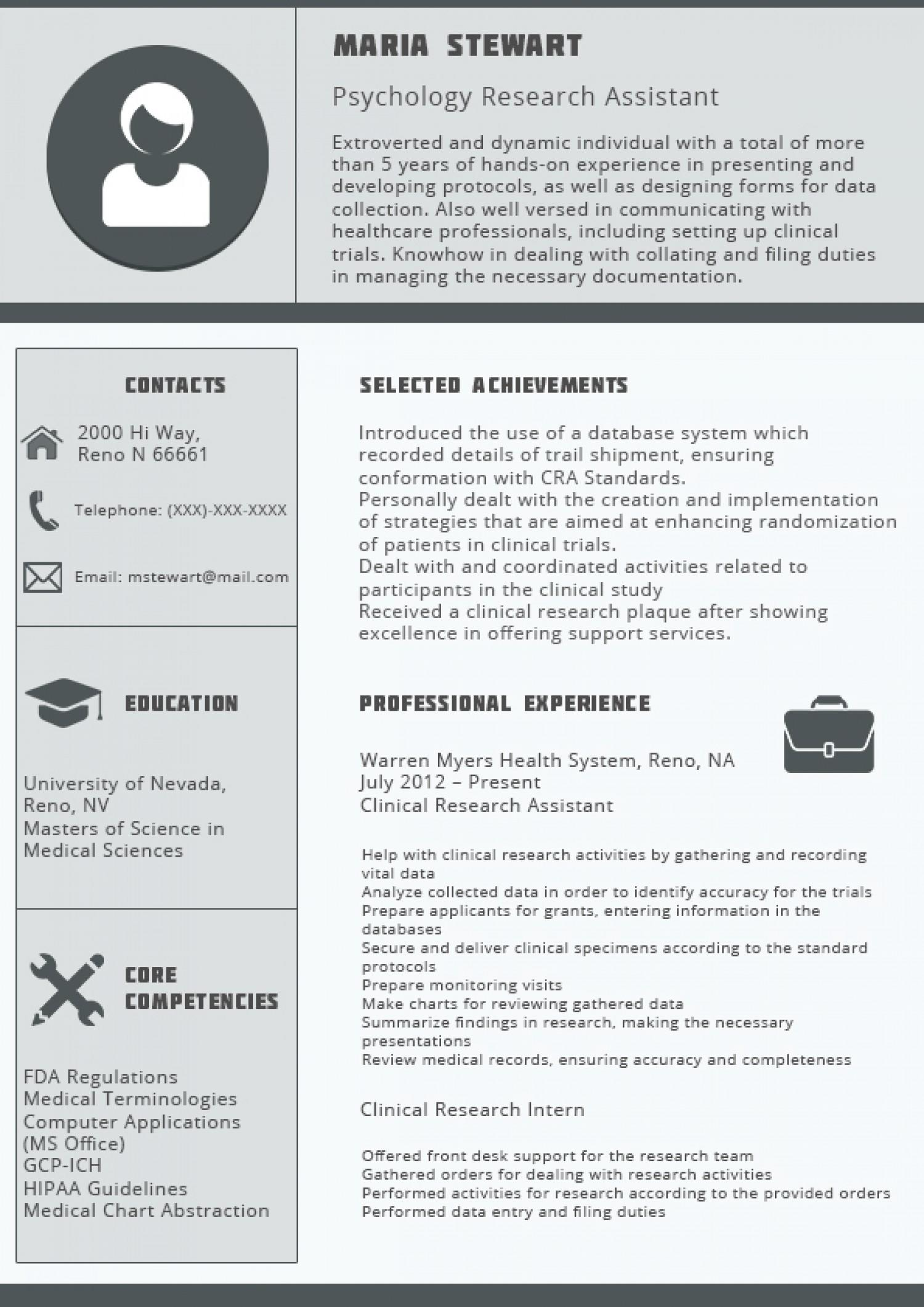 57 Excellent Whats The Best Resume Format To Use by Gallery