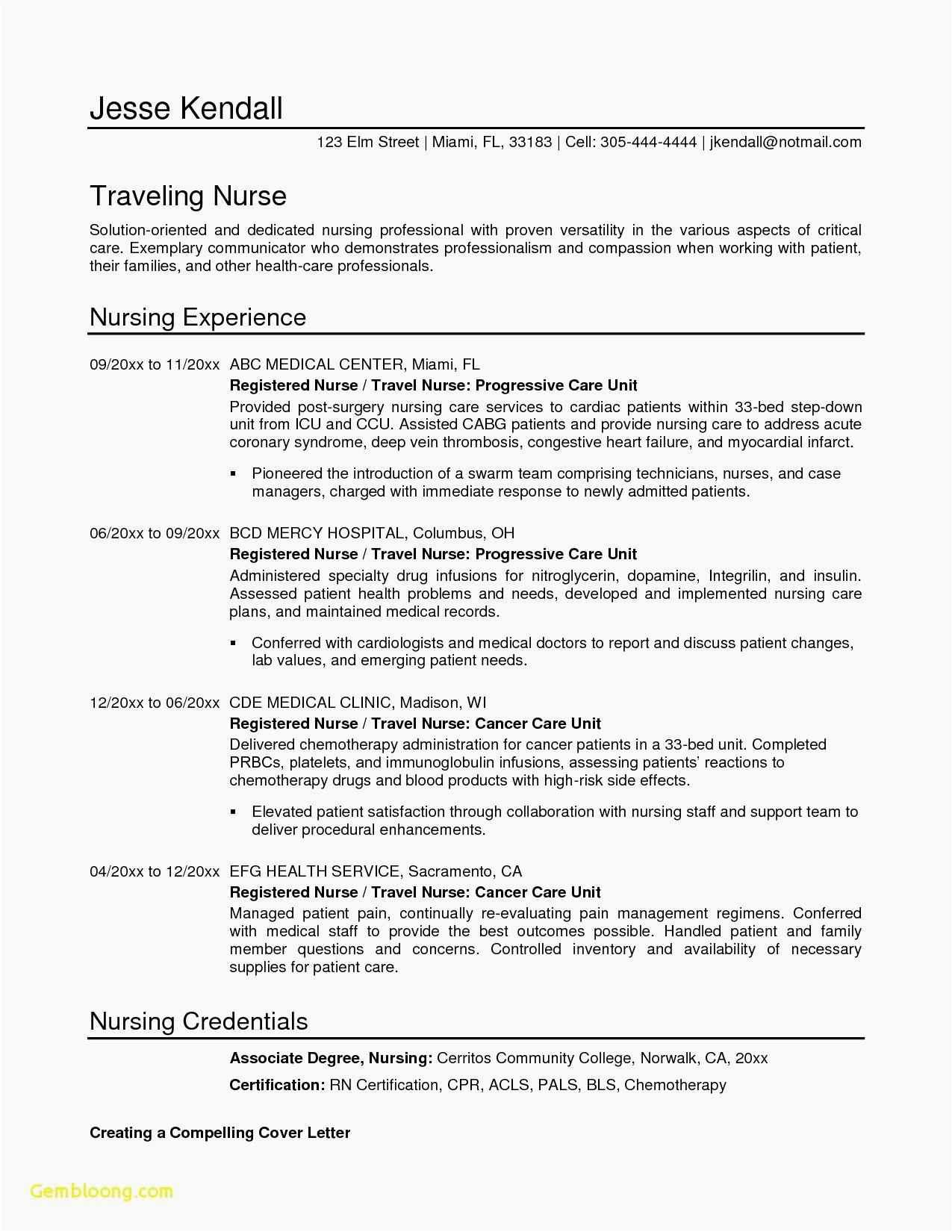 57 Fresh Simple Resume Template Word with Graphics