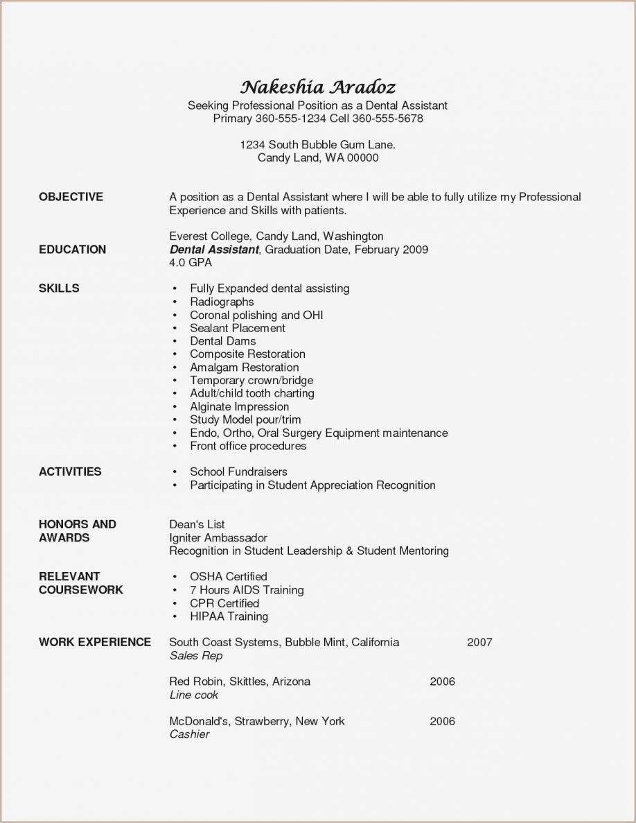 57 New Dental Assistant Resume Skills Examples with Images