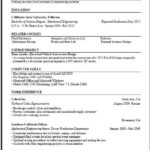 59 Beautiful Computer Engineer Cv Template with Images