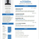 59 Excellent Cv Template Gratis with Pics