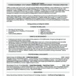 59 Great Electrical And Instrumentation Engineer Resume Sample with Gallery