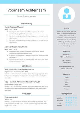 60 Beautiful Cv Template Gratis for Graphics