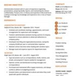 60 Inspirational Best Looking Resume Templates for Images
