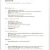 61 Best What Does A Resume Look Like for Ideas