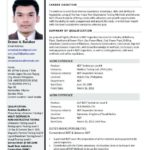 61 Fresh Updated Resume Format with Images