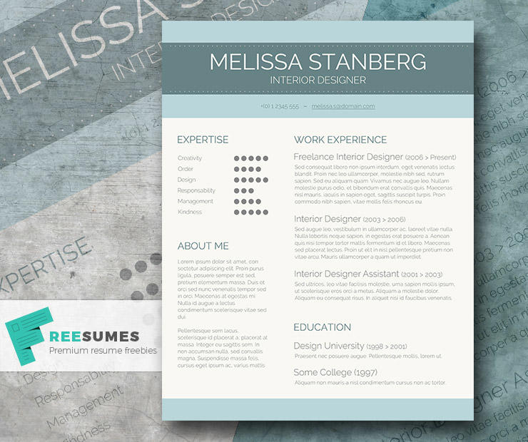 62 Best Modern Day Resume for Ideas