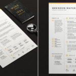 62 Fresh Resume Design Word for Images