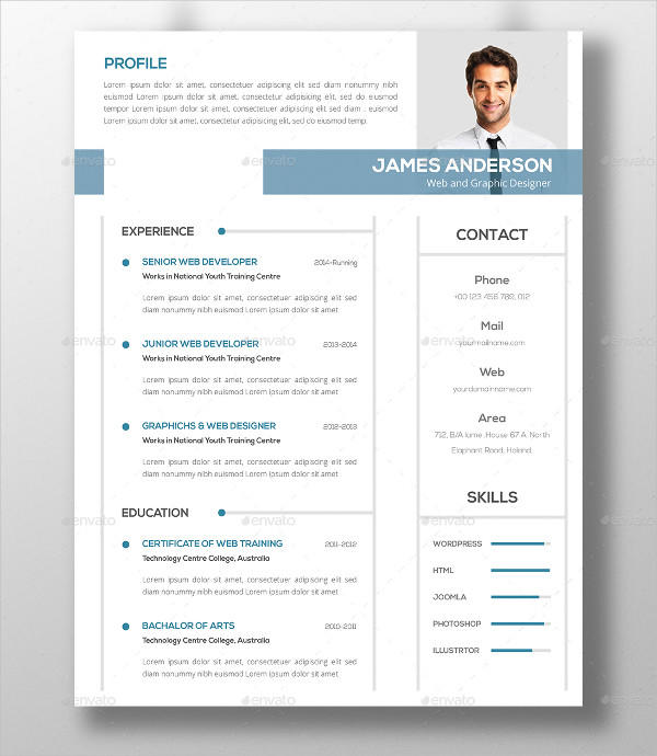 64 Best Modern Cv Format for Pics