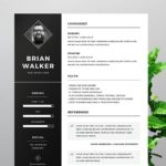 65 Best Resume Design Word for Gallery