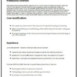 65 Cool English Cv Template with Pics
