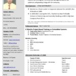 65 Great New Resume Format for Design
