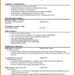 66 Beautiful The Perfect Resume for Ideas