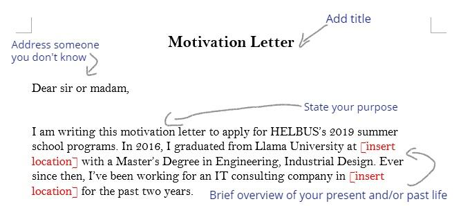 67 Best Motivation Letter For Bachelor Degree In Engineering for Ideas
