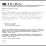 67 Fresh Education Cover Letter for Design