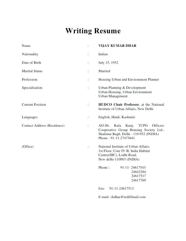67 Lovely Hot To Make A Resume for Gallery