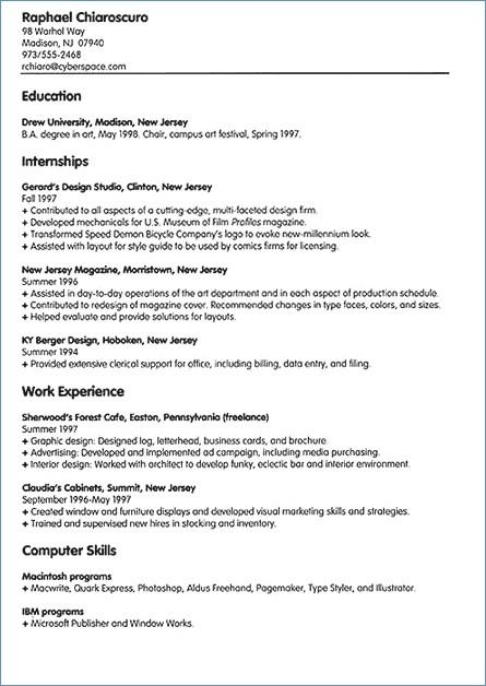 67 New Busboy Resume for Gallery