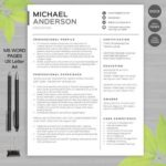 67 Stunning Teacher Resume Template by Design