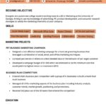 68 Fresh College Resume Examples by Design