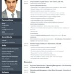 69 Awesome Online Resume Template for Graphics