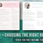 69 Cool Resume Design Word by Pics