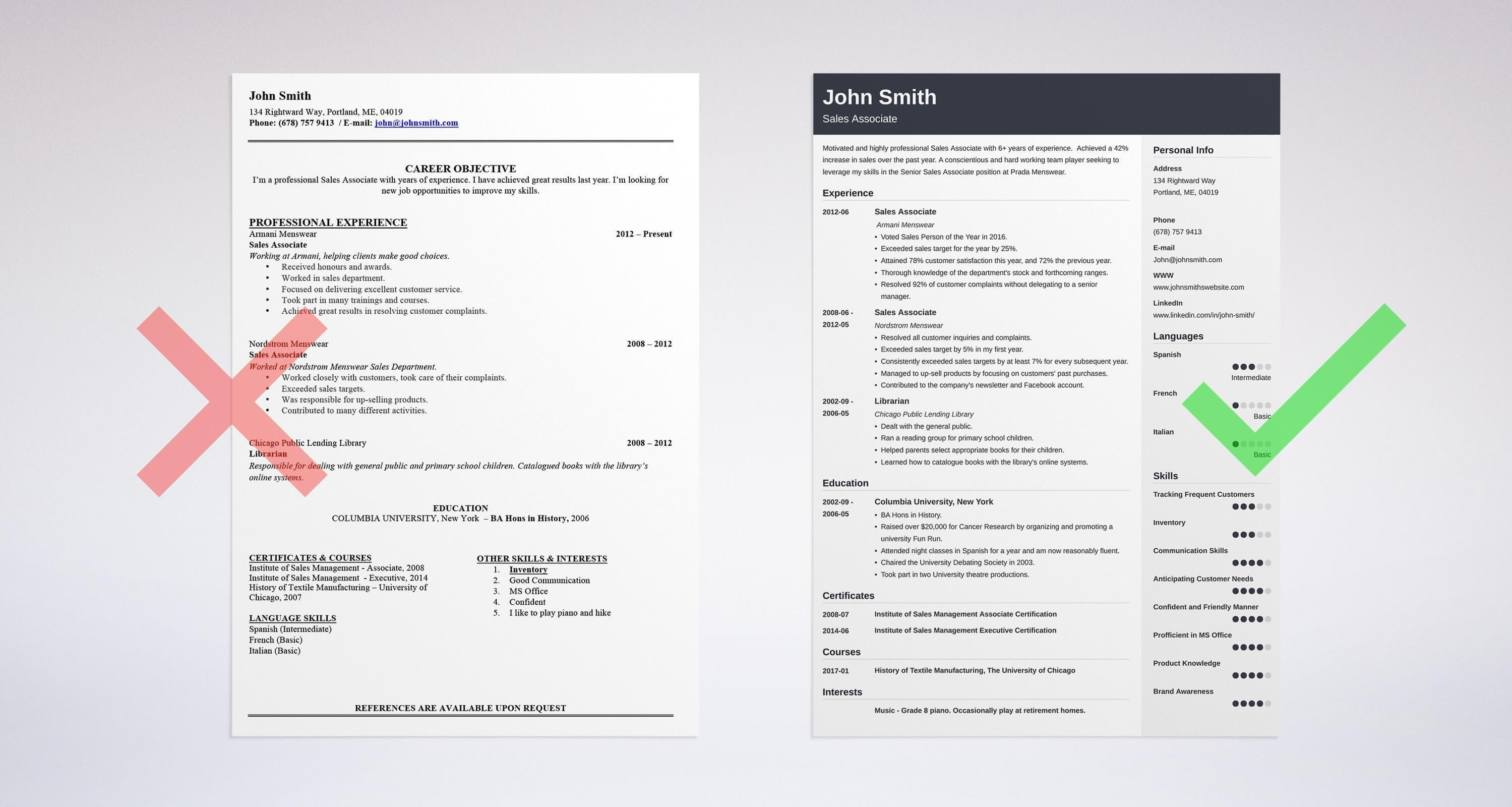 70 Best Resume Summary Examples with Gallery