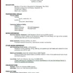 70 Inspirational Make My Resume for Pictures