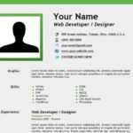 71 Fresh How To Prepare Resume by Design