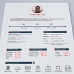 71 New Best Looking Resume Templates with Gallery