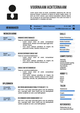 72 Awesome Cv Template Gratis by Pics