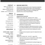 72 New Good Resume Examples 2019 with Design