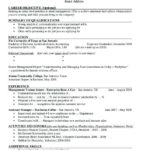 73 Excellent Entry Level Barista Resume for Pictures