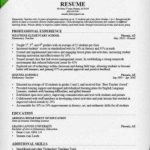 73 Nice Best Sample Of Resume For Job Application by Pictures