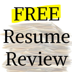 73 Stunning Resume Review Service for Pics