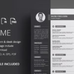 74 Awesome Best Resume Templates 2019 Free for Gallery