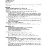 74 Excellent Best Current Resume Format for Gallery
