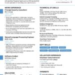 75 Beautiful Good Resume Examples 2019 with Pics