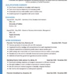 75 Cool Best Executive Resume Templates 2018 for Pics