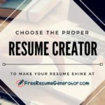 75 Cool Best Free Resume Builder 2018 for Gallery