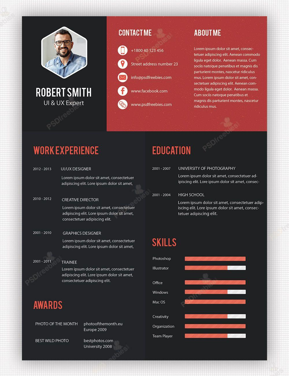 75 Fresh Unique Resume Format by Gallery