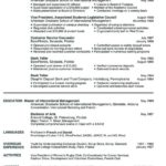 75 Stunning College Resume Examples with Design